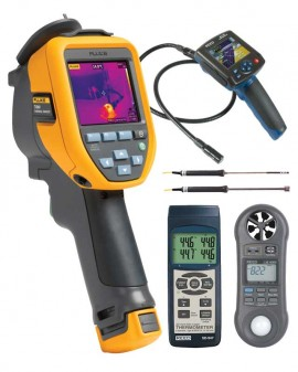 Fluke TIS60-9HZ Thermal Imager Kit - Includes FREE Products with Purchase
