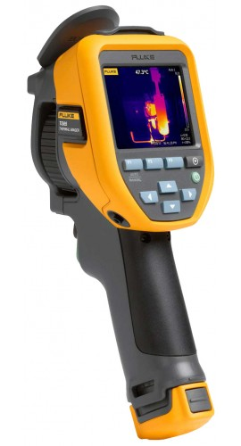 Fluke TIS65-30Hz Industrial Commercial Thermal Imager with Manual Focus
