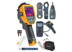 Fluke TIS65-30HZ Thermal Imager Kit - Includes FREE Products with Purchase