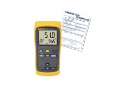 Fluke 51-2-NIST Single Input Thermometer with NIST Traceable Certificate