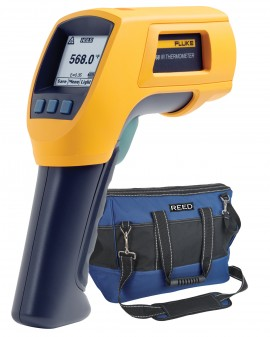 Fluke 568 Infrared Thermometer Kit - Includes R9999 Tool Bag for FREE