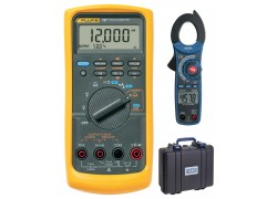 Fluke 787 Process Meter Kit - Includes R5020 Clamp Meter & R8888 Carrying Case for FREE