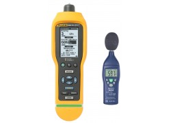 Fluke 805FC Vibration Meter Kit - Includes R8050 Sound Level Meter for FREE