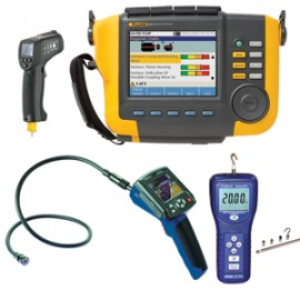 Fluke 810 Vibration Tester Kit - Includes FREE Products with Purchase
