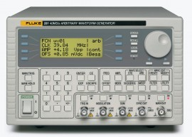 Fluke 292-U Arbitrary Waveform Generator and Manager, 100 MS/s, 2 Channel
