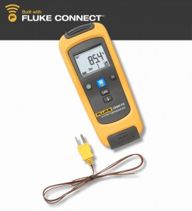 fluke t3000fc type k thermocouple thermometer. Black Bedroom Furniture Sets. Home Design Ideas
