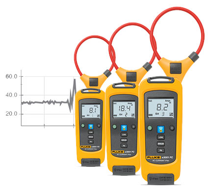 Use Fluke Connect to troubleshoot on the spot.