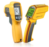Fluke IR Thermometers on MyFlukeStore