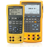 Fluke Process Calibrators on MyFlukeStore
