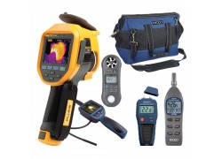 Fluke Ti400-60hz-KIT2 Thermal Imager Kit - Includes FREE Products with Purchase-