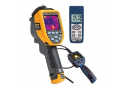 Fluke TIS60-KIT2 Fluke Thermal Imager Kit - Includes R8500 Video Boroscope & the SD-947 Thermocouple Thermometer FREE-