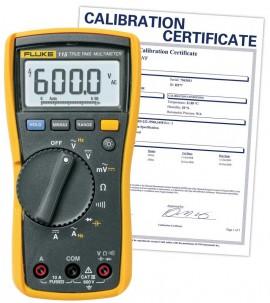 fluke 115 efsp nist trms multimeter cert rh myflukestore com fluke 115 multimeter user manual fluke 115 digital multimeter manual