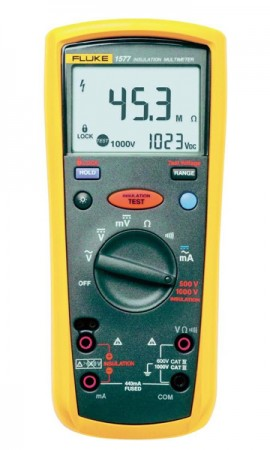 Fluke 1577 Insulation Multimeter-