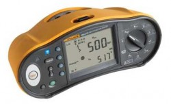 Fluke 1664FC US Multifunction Installation Tester with insulation pre-test-