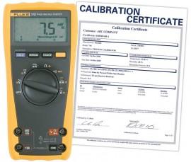 Fluke 175 Efsp Nist True Rms Digital Multimeter