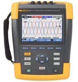 Fluke 435-II Power Quality and Energy yzer on