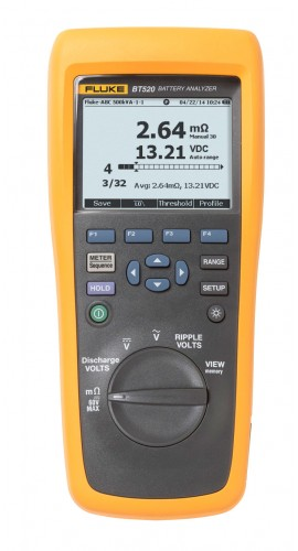 Battery and charging system analyzer