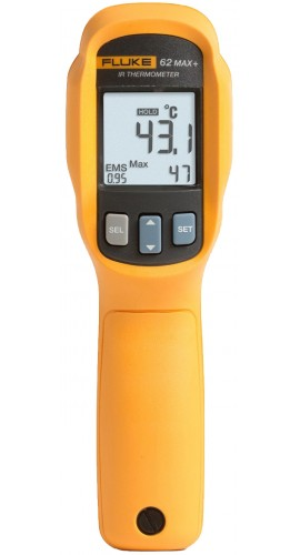 Fluke 62 MAX Infrared Thermometer 22 To 932degF 30