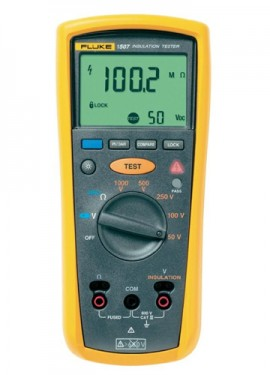 Fluke 1507 Insulation Tester, 600V RMS or DC-