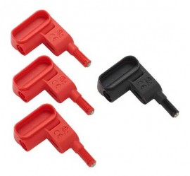 Fluke MP1-3R/1B Magnetic Voltage Probes, Three Red, One Black-
