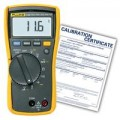 Fluke 116 HVAC/R Multimeter with temperature and microamps, -