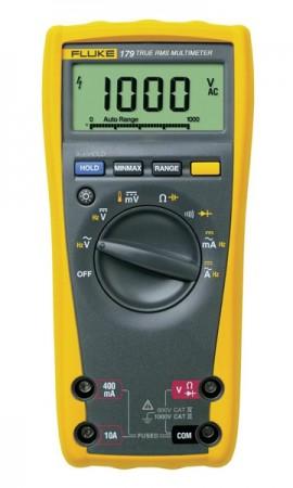 fluke 179 true rms digital multimeter 0 09 rh myflukestore com Fluke 179 Bar Graph fluke 179 instruction manual