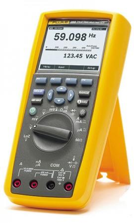 fluke 117 true rms multimeter manual