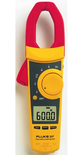 Ac Dc Current Clamp On Meter : Fluke current clamp meter