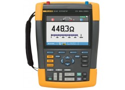 Fluke 190-062/AM/S ScopeMeter Oscilloscope with SCC-290 KIT, 2 Channel, 60 MHz -