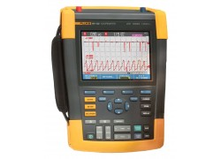 Fluke 190-102/AM/S  ScopeMeter Oscilloscope with SCC-290 KIT, 2 Channel, 100MHz-