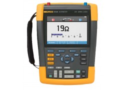 Fluke 190-202/AM/S ScopeMeter Oscilloscope with SCC-290 KIT, 2 Channel, 200MHz-