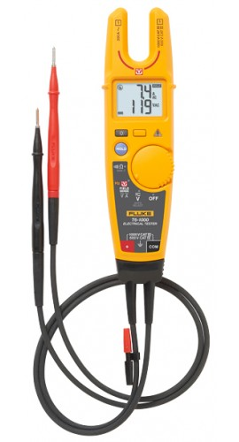 Fluke T6-1000 Electrical Tester, 1000 V AC on
