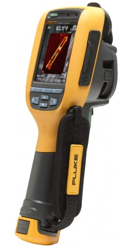 Fluke Ti110 30Hz Commercial Thermal Imaging Camera, 160 x 120-
