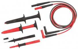 Fluke TL220 Suregrip Industrial Test Lead Set -